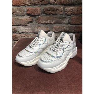 Bronx sneaker white 66167B-A