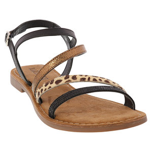 Lazamani Lazamani 75.620 ladies sandals hair on