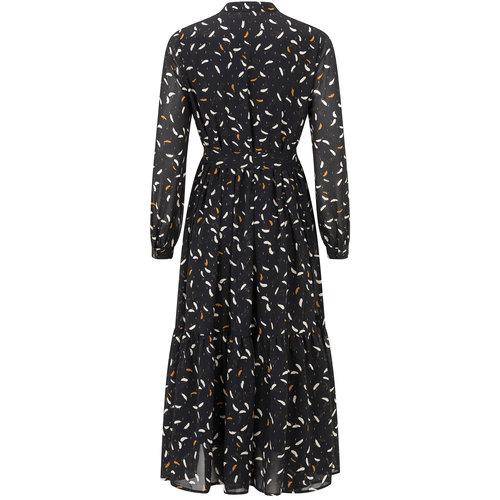 Ydence Ydence boho maxi dress Abigail black