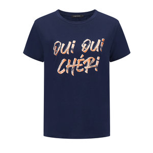 Ydence Ydence t-shirt oui oui chéri