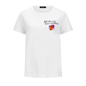 Ydence Ydence t-shirt 'love letters'