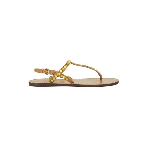 Ibana Ibana slippers Julietta camel
