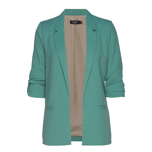 Soaked Soaked blazer Shirley forever irresistible 30403608 teal