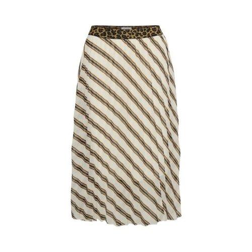 Soaked Soaked Mily skirt 30404551 seneca rock stripe