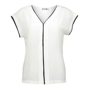 Geisha Geisha top knitt 03103-40 off-white