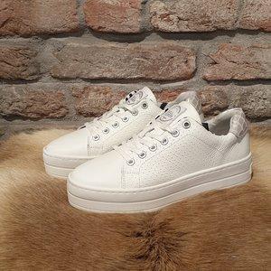 BullBoxer Bullboxer sneaker white silver 987033ESL