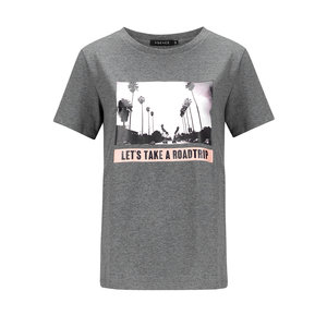 Ydence Ydence T-shirt LA grey