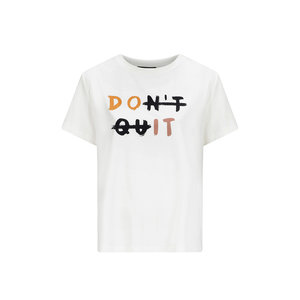 Ydence Ydence T-shirt Do it white