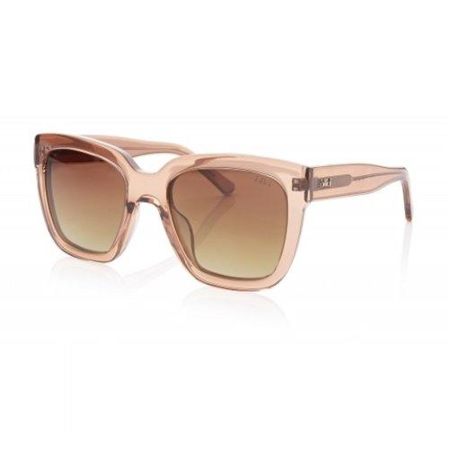 IKKI IKKI zonnebril 80-1 Holly transparant brown / gradient brown
