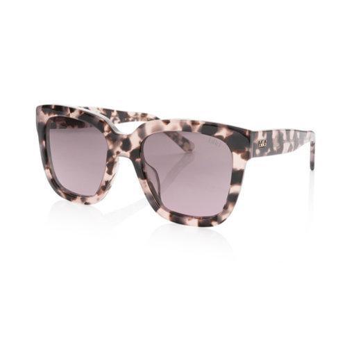 IKKI IKKI zonnebril 80-3 Holly pink turtle / gradient brown