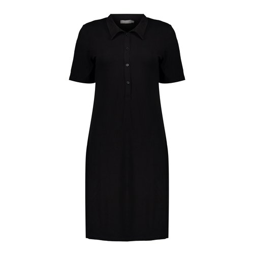 Geisha Geisha dress Ann solid 07044-60 black