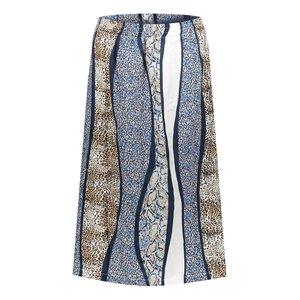 Geisha Geisha skirt midi 06119-20 sand/blue