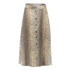 Geisha Geisha skirt leopard 06020-24 sand/black