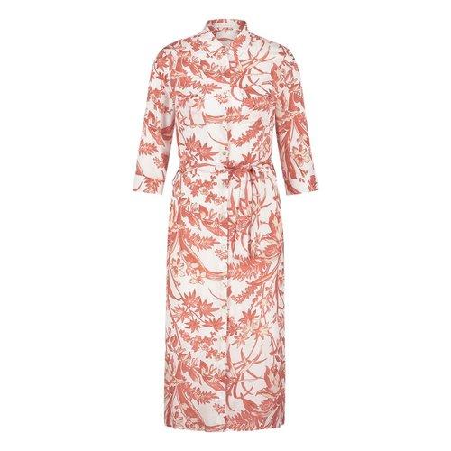 Freebird Freebird  Victoria midi dress Coral