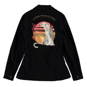 Garcia Garcia ladies jacket N00291 black