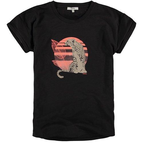 Garcia Garcia ladies t-shirt N00203 black