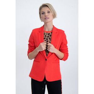 Garcia Garcia ladies jacket N00292 red