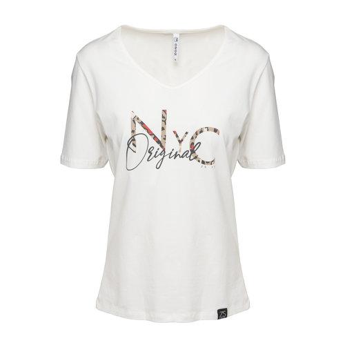 Zoso Zoso Original t-shirt with print off-white