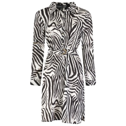 Smashed Lemon Smashed Lemon dress 20006 zebra