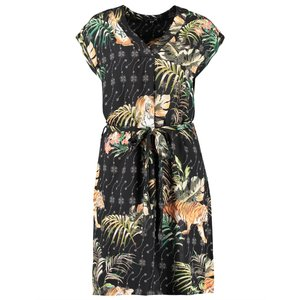 Smashed Lemon Smashed Lemon dress 20324 black/green