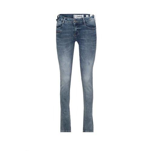 Zhrill Zhrill jeans Mia D120787 W7417 blue