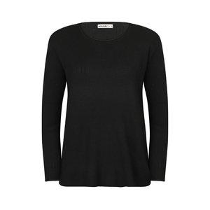 24colours 24Colours pullover black 40593c