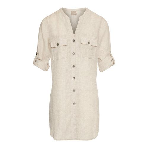 Dreamstar Dreamstar Linda blouse 218 naturel