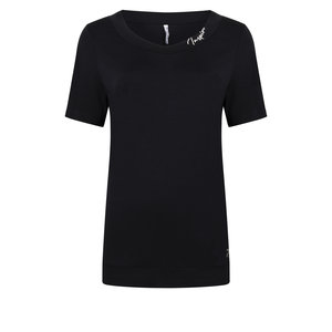 Zoso Zoso Inspire top with print on neckline 0008 navy
