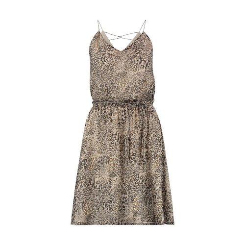 Aaiko Aaiko dress Bryson pes 347 naturale