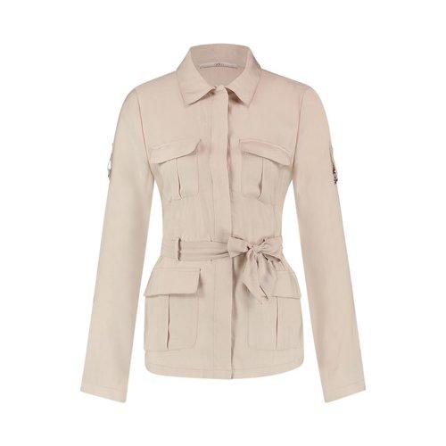 Aaiko Aaiko jackets Sionne pes 623 naturale
