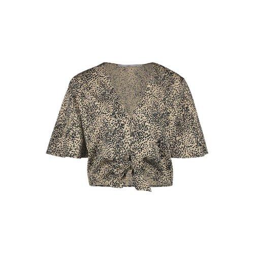 Aaiko Aaiko blouse Amba co 519 dune