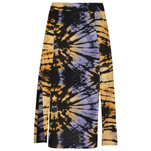 24colours 24Colours skirt 70472b black multi colour