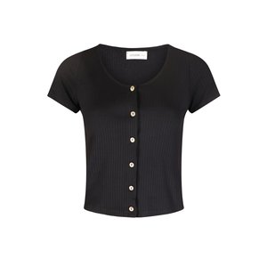 24colours 24Colours t-shirt 11267b zwart