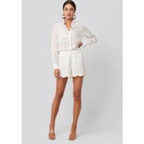 Rut&Circle Rut&Circle Vanja shorts 20-02-76 white