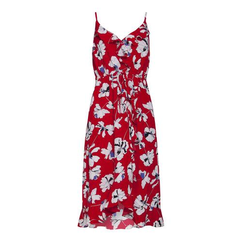 Smashed Lemon Smashed Lemon dress 20372 red/multi