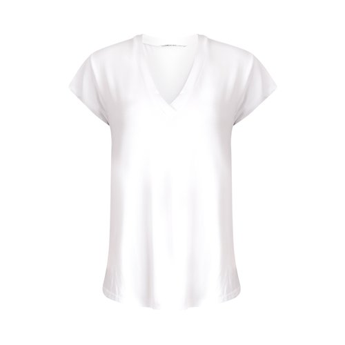 Typical Jill Typical Jill top Veerle 10097 white