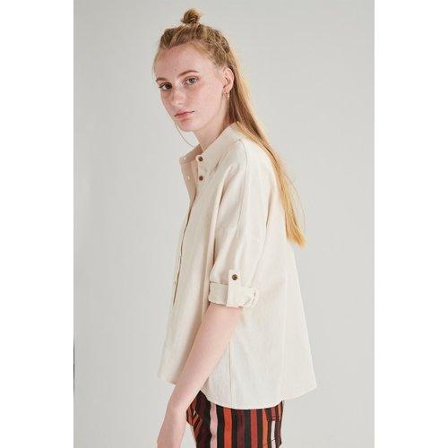 24colours 24Colours blouse 30221b offwhite