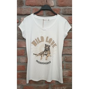 G Ricceri t-shirt Wild Love