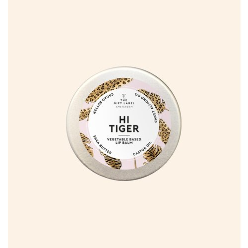 The Gift Label Lip balm - Hi tiger - 1213003