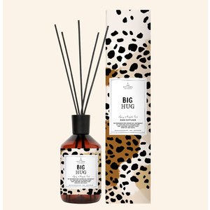 The Gift Label Reed diffusher - Spicy and royal - big hug - 10123002