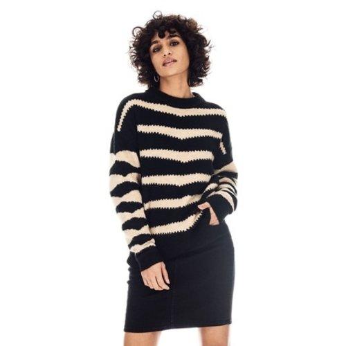 Garcia Garcia pullover U00041 black