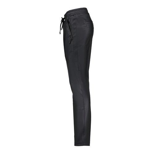 Geisha Geisha broek leather 01519-10 black