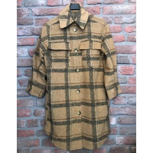 Soaked Soaked SLcookie coat 30405046 lark check