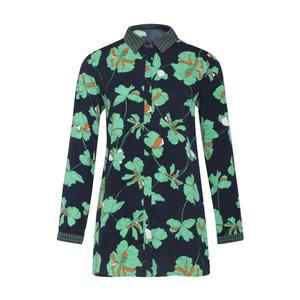 Smashed Lemon Smashed Lemon blouse 20535 black / green