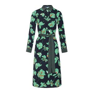 Smashed Lemon Smashed Lemon dress 20534 black / green