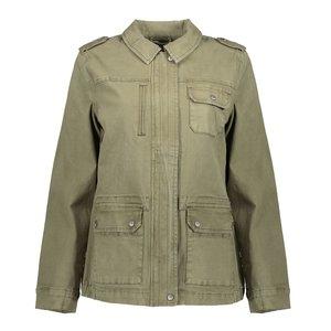 Geisha Geisha jacket combat army