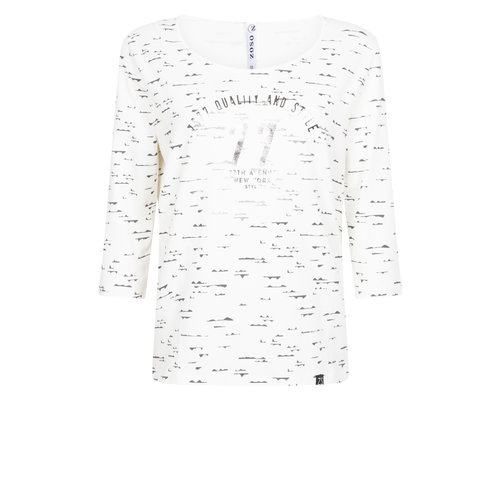 Zoso ZOSO T-shirt with print 204Lenny