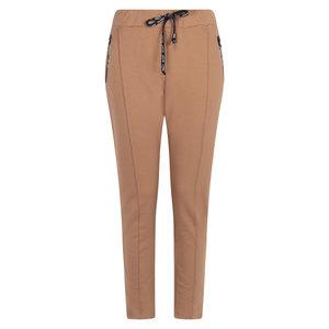 Zoso ZOSO Sweat pant with tech zippers 204Hope