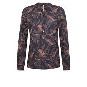 Zoso ZOSO Splendour printed blouse 204Shirley