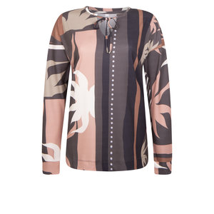 Zoso ZOSO Splendour printed blouse 204Denise multi